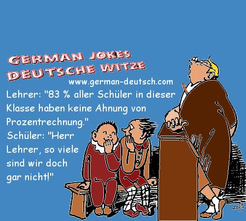 Deutschland Witze