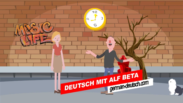 Lustig Deutsch lernen mit ABCD – Alf Beta Cartoons Deutsch 2017