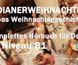 Deutsch Lesen B1: Eine Weihnachtsgeschichte kostenlos zum Lesen als Geschenk!