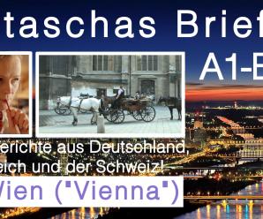 Prüfung B1: Briefe aus Deutschland, Österreich und der Schweiz