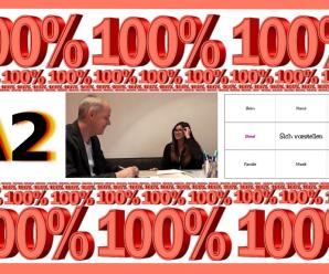"""Video zur Prüfung A2: Deutschtest mündlich (Sprechen Teil 1): """"Sich vorstellen"""""""