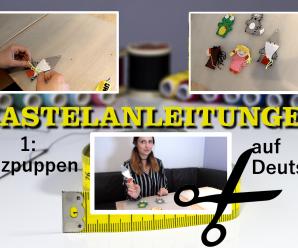 Mein Hobby ist Basteln – sich vorstellen auf Deutsch für Prüfung A1 / A2 / B1 und privat