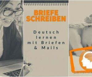 """Deutsch: Brief & E-Mail schreiben! A2, B1 """"Glückwünsche zur Geburt eines Kindes"""". Gratulation Baby"""