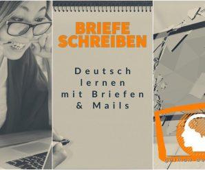 """Beschwerdebrief Deutsch: Brief & E-Mail schreiben! A2, B1, B2: """"Reklamation"""" – Computer kaputt"""