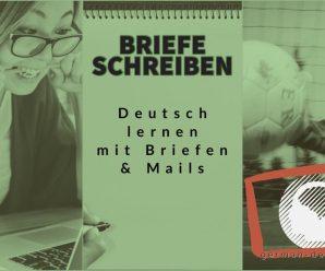 """Deutsch: Brief & E-Mail schreiben! A1, A2, B1 """"Einladung zum Sommerfest 2"""". Party-Zusage per E-Mail"""