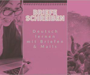 """Beschwerdebrief Deutsch: Brief & E-Mail schreiben! A2, B1, B2: """"Reklamation"""" – Problem mit Konzertkarten"""