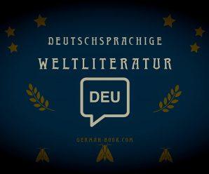 Deutsche Bücher: Weltliteratur-Tipps für Deutschlerner