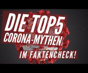 Covid-19 Deutsch: Fakten zu den 5 größten Corona-Mythen und Schutzmaßnahmen vor dem Virus