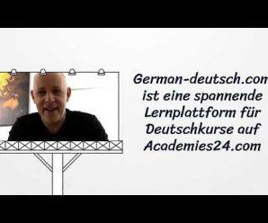 Chatte mit uns und kommentiere: Neue Deutschklassen online! Infos über unsere neuen Projekte
