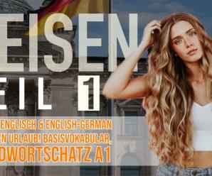 Deutsch für die Reise und den Urlaub zum freien Download und auf Video